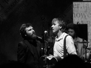 Liam & Neil Finn