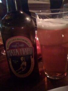Brewster's Brewery Mata Hari