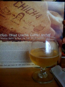 Dogfish Head Chicha