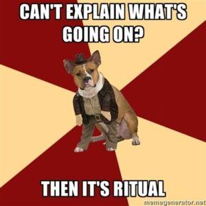 Ritual!